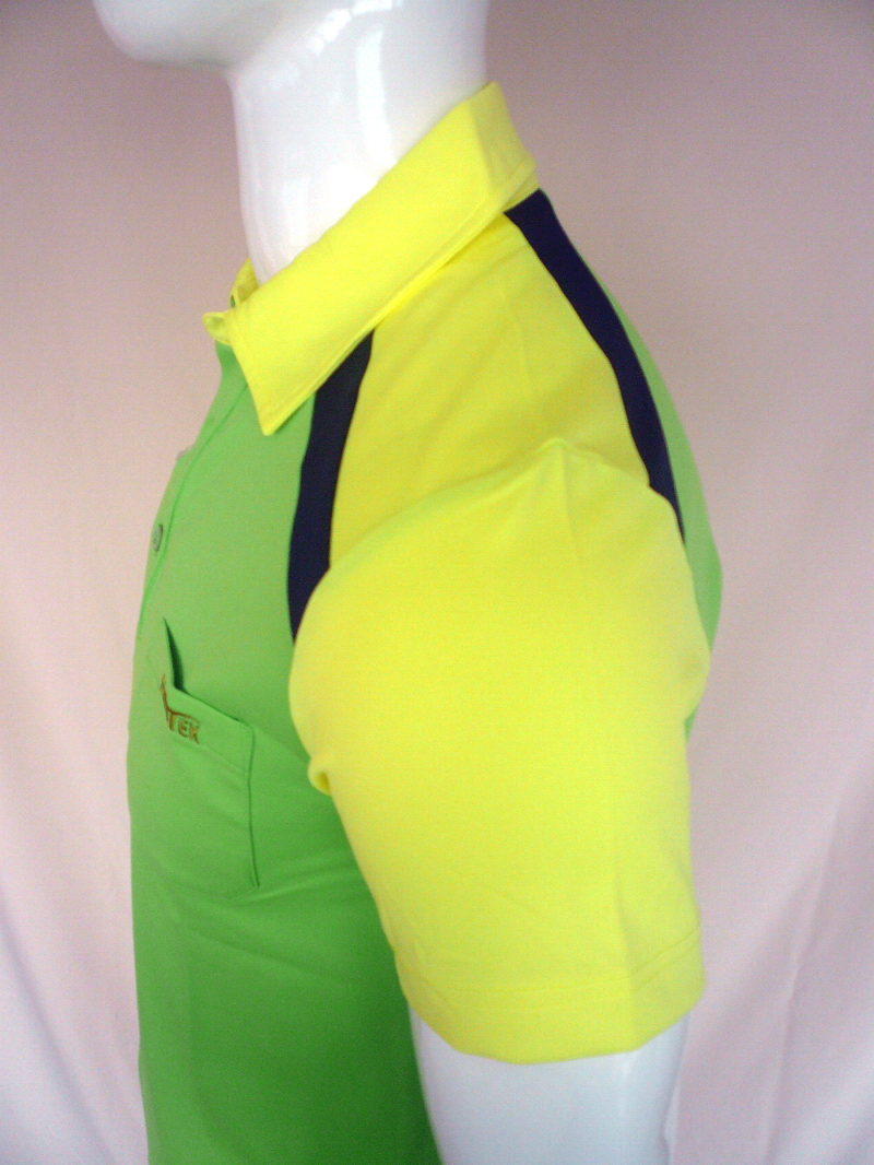 Neon Color t Shirts Color 1 Green / Neon Yellow